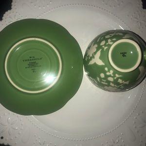 Threshold Kitchen - Threshold tea cup and saucer